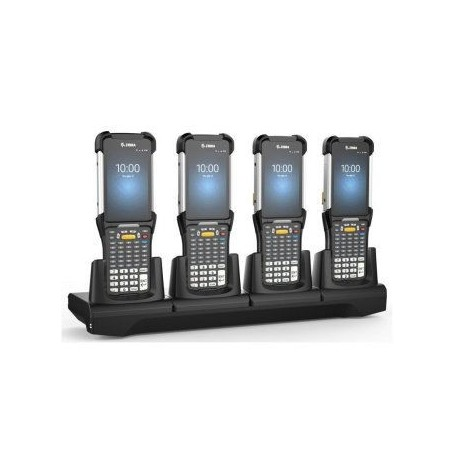 Chargement et port  Ethernet 4 positions Zebra MC9300