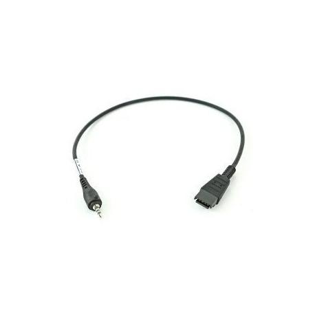Câble adaptateur de casque