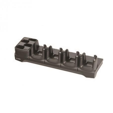 Chargeur 4 positions et 4 batteries pour MC33