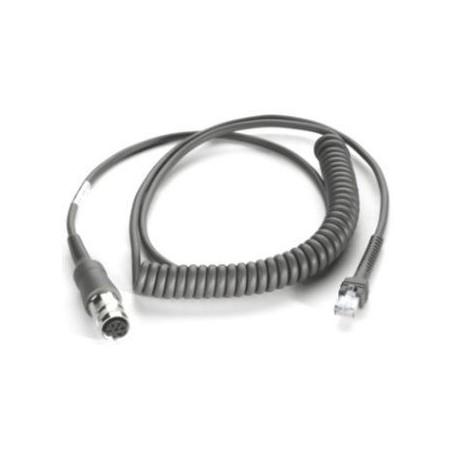 Câble RS232 pour lecteur LS/DS àconnecter sur un VC5090