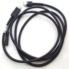 Câble USB Zebra pour base STB3678/FLB3678