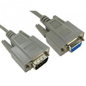 Cable RS232  NULL MODEM pour imprimante