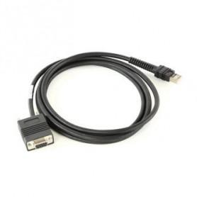 Câble RS232 Zebra
