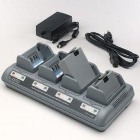 Chargeur de Batterie 4 positions Qln